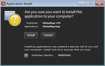Certificados Code Signing Adobe Air Seguro