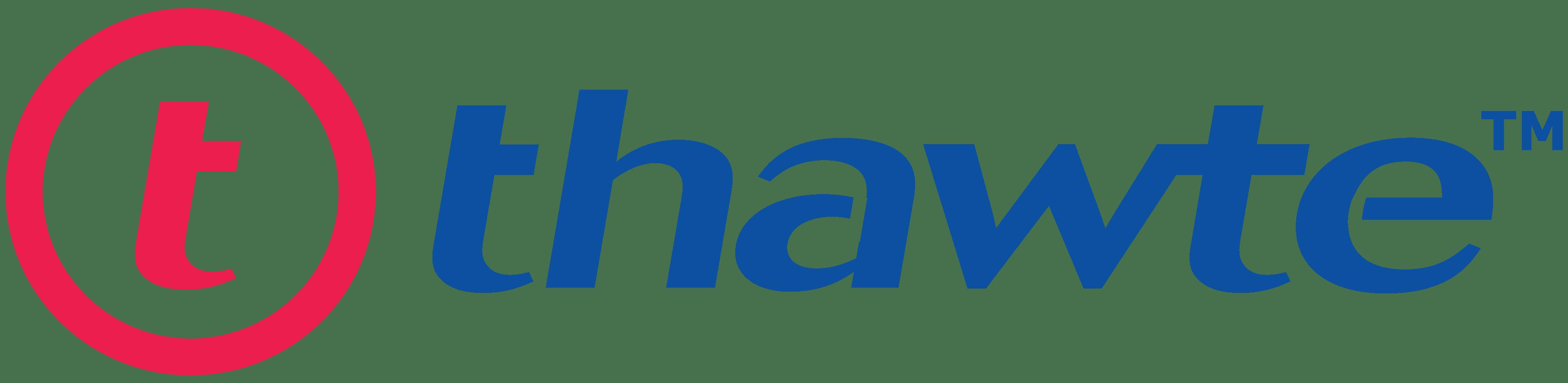 Certificados Thawte SSL